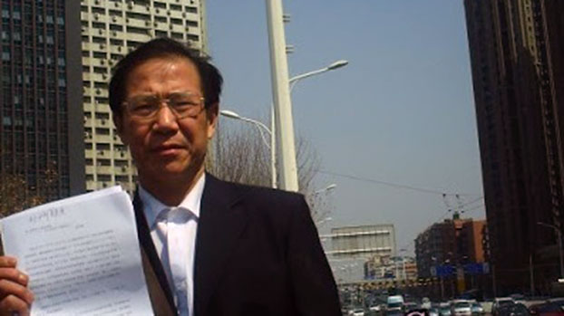 Activist's widow allowed to leave China after 8 yrs