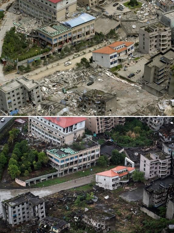 Beichuan earthquake