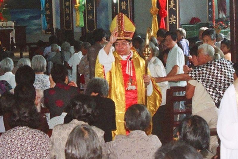 Bishop Joseph Liu Xinhong