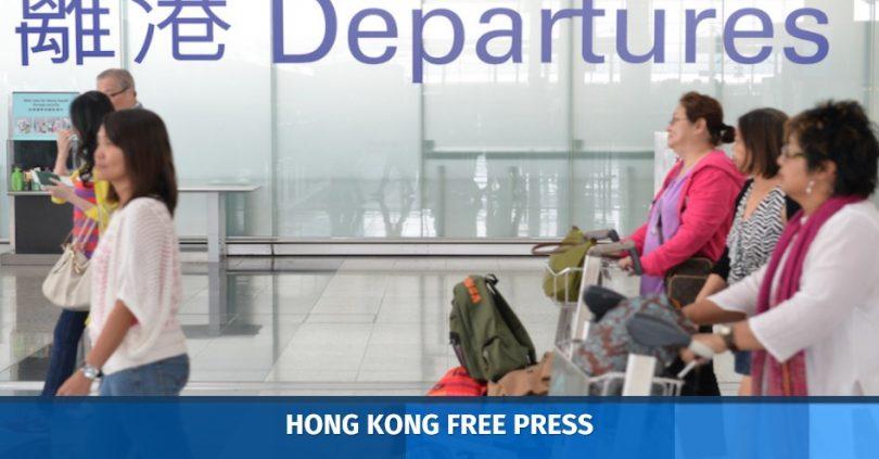 emigration hong kong
