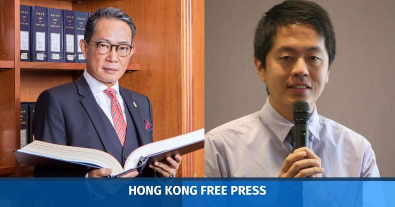 privacy commissioner ted hui