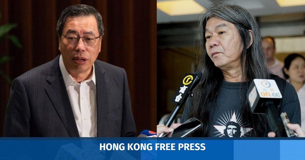 Andrew Leung Leung Kwok-hung