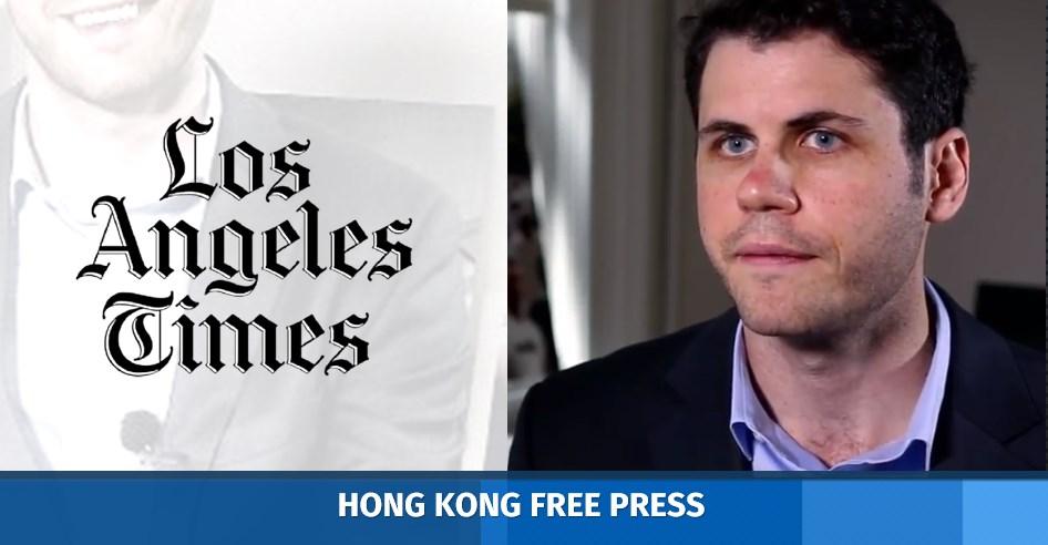 jon jonathan kaiman china journalist