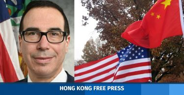 Steven Mnuchin trade war usa china
