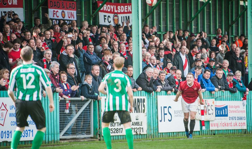 Blyth Spartans FC v FC United