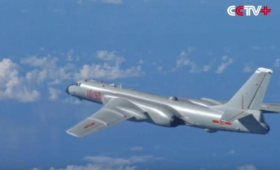 H-6K bombers