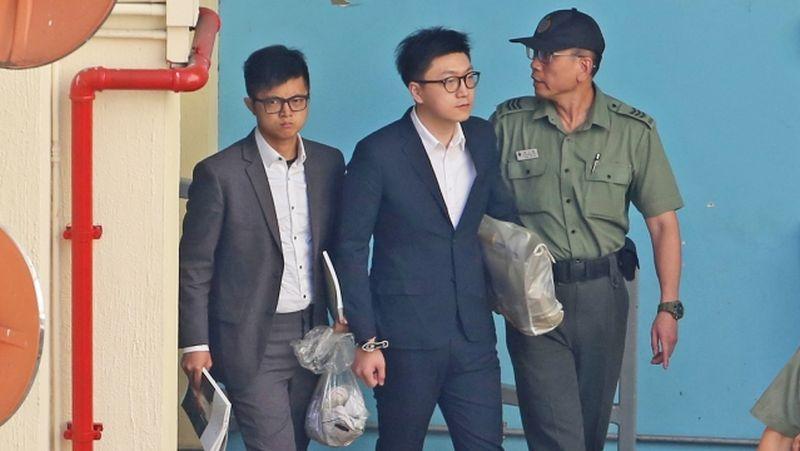 Lo Kin-man Edward Leung