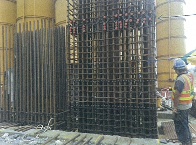 steel bar cages