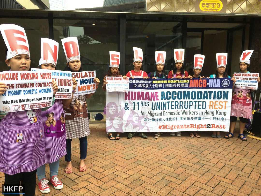 Asian Migrants' Coordinating Body migrant domestic workers