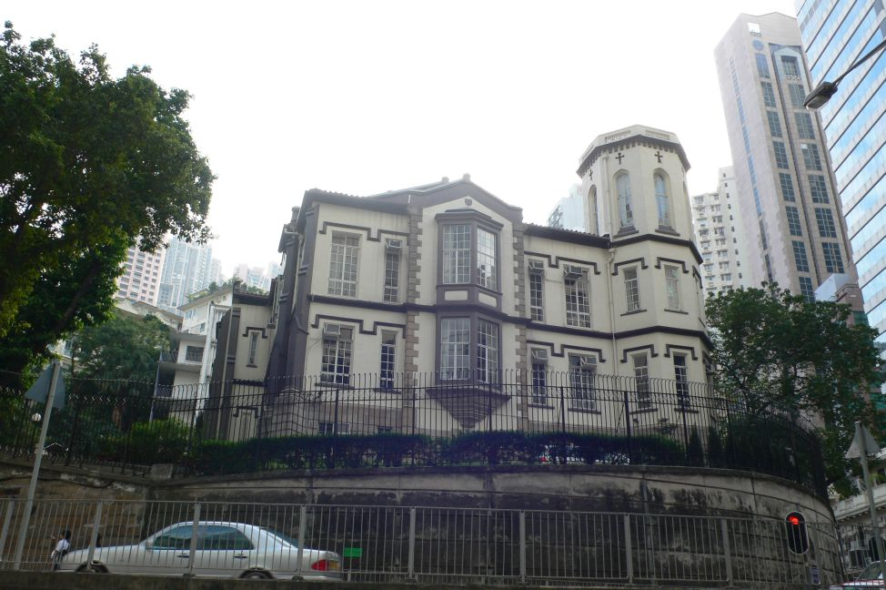 Bishop House Anglican Church