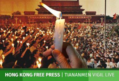 tiananmen 1989 massacre live hong kong