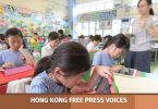class sizes hong kong