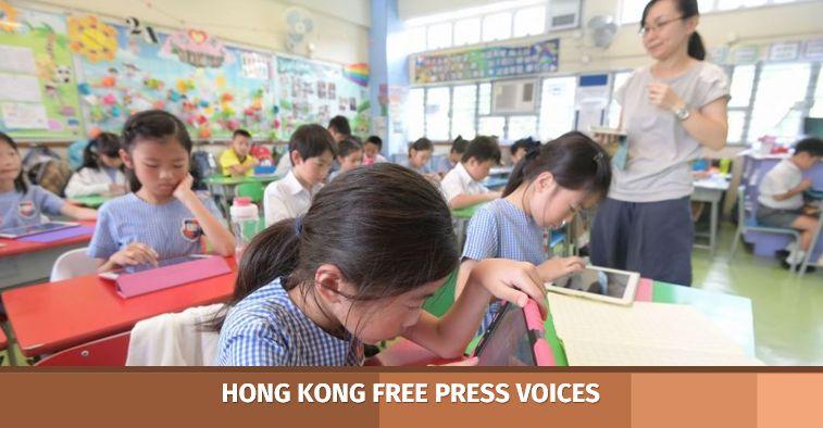 class sizes hong kong