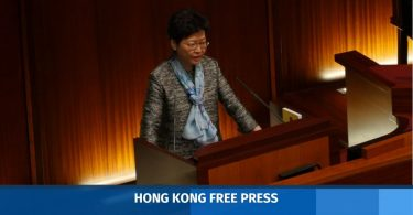 Carrie Lam legco feature image