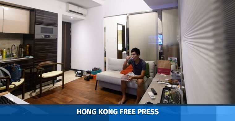 Hong Kong apartment