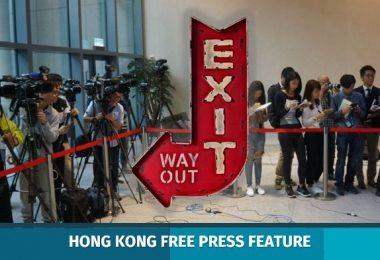journalism hong kong