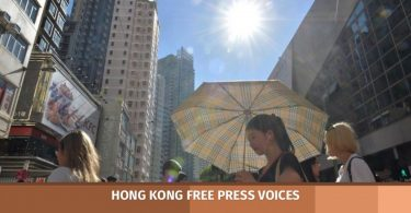 Hong Kong climate change