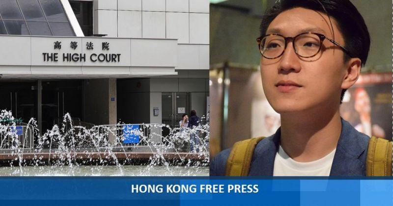 Edward leung sentence appeal