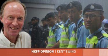 Kent ewing police