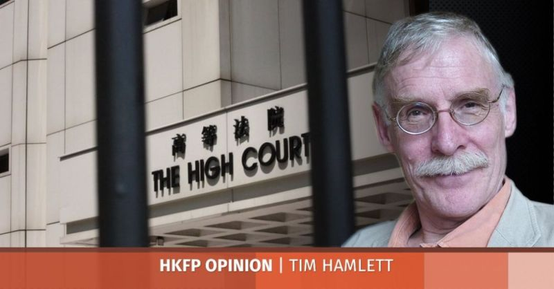 tim hamlett high court
