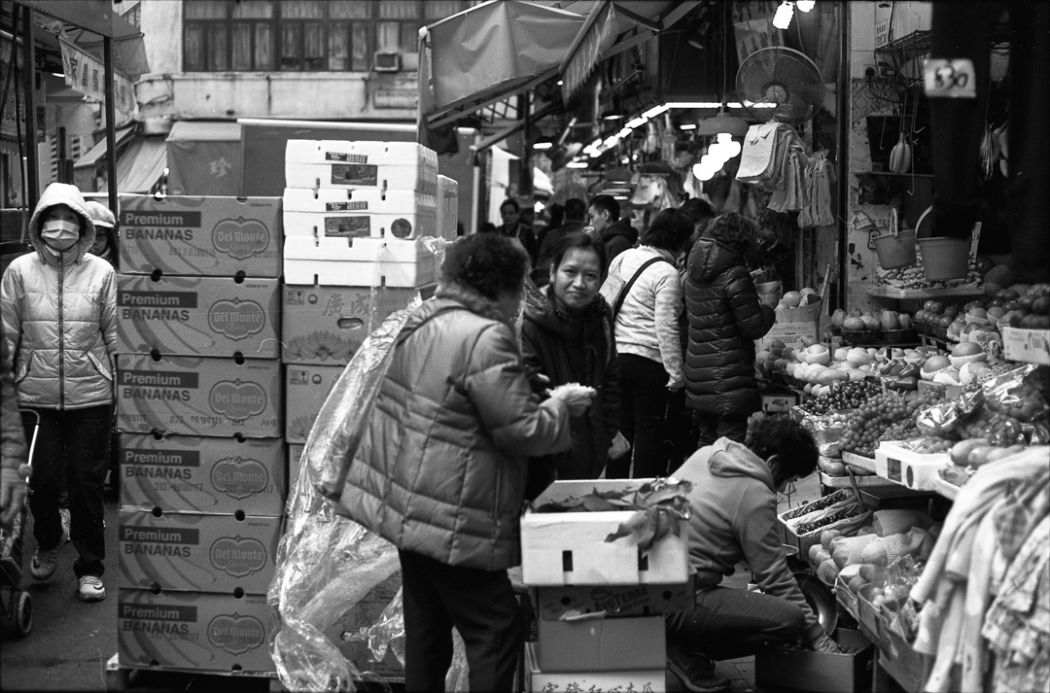 Dominic Leung Wet Markets