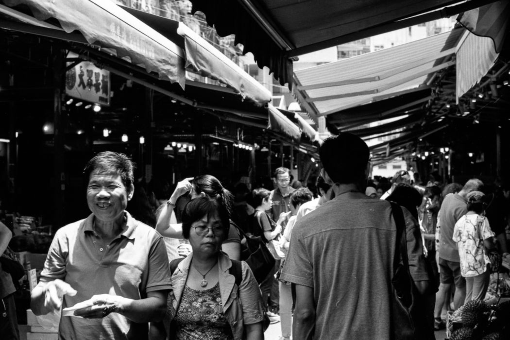 Dominic Leung Wet Market