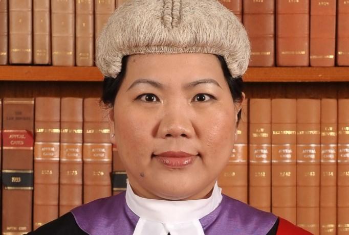 Madam Justice Anthea Pang