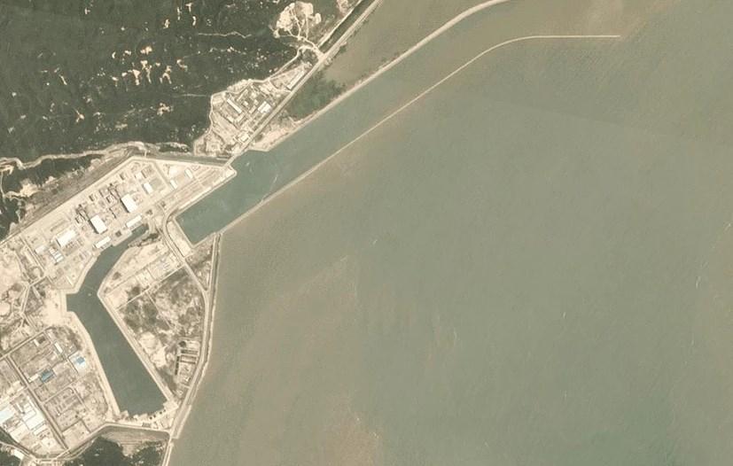 Taishan June 17 satellite image