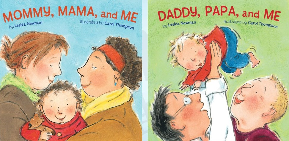 Daddy, Papa and Me, Mommy, Mama and me Penguin Random House
