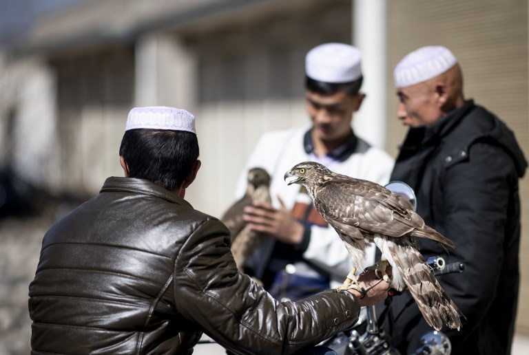 Hui Muslim man