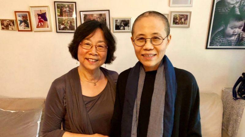 Liao Tianqi Liu Xia