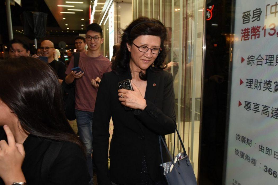Melissa Pang Law Society President