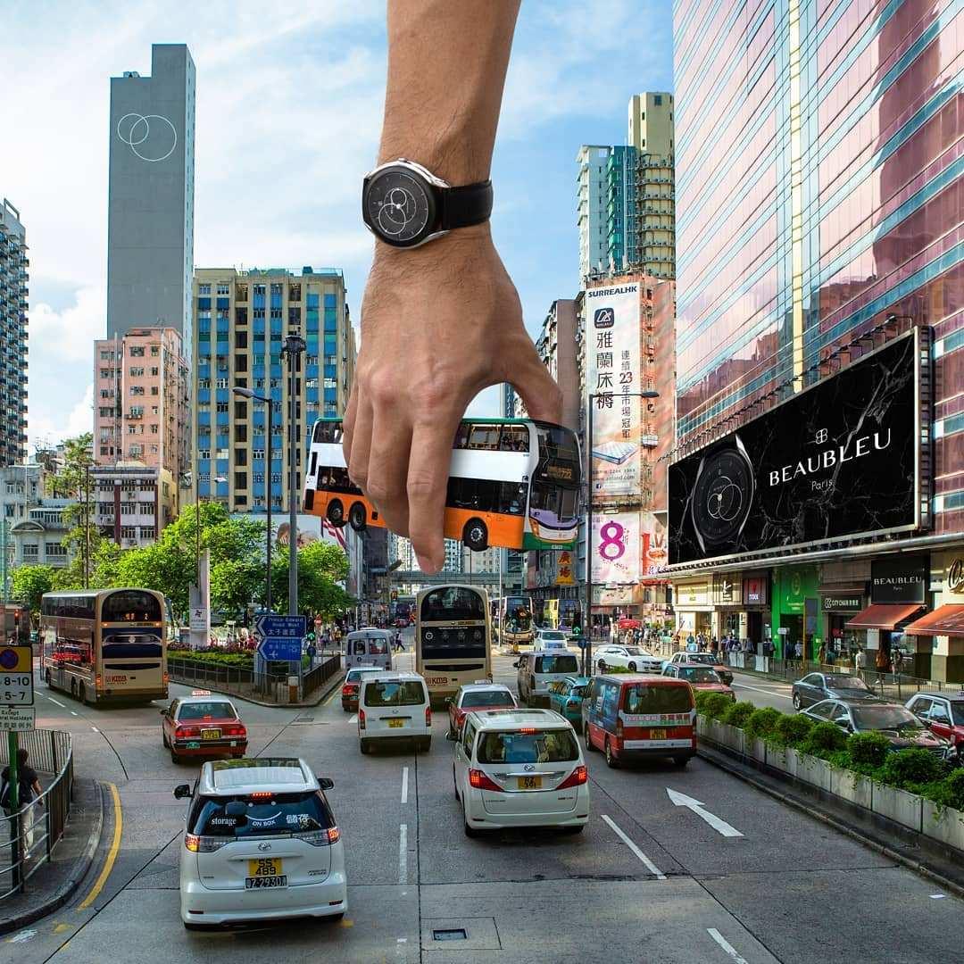 Tommy F Hong Kong