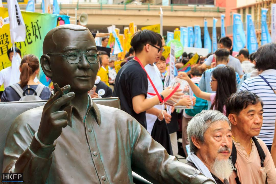 liu xiaobo july 1