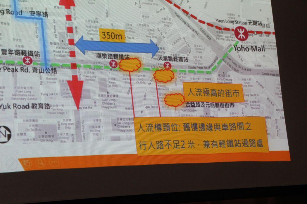 yuen long footbridge