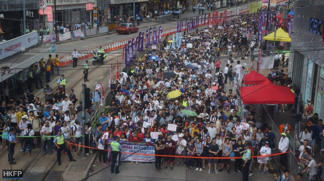 july 1 democracy rally protest march