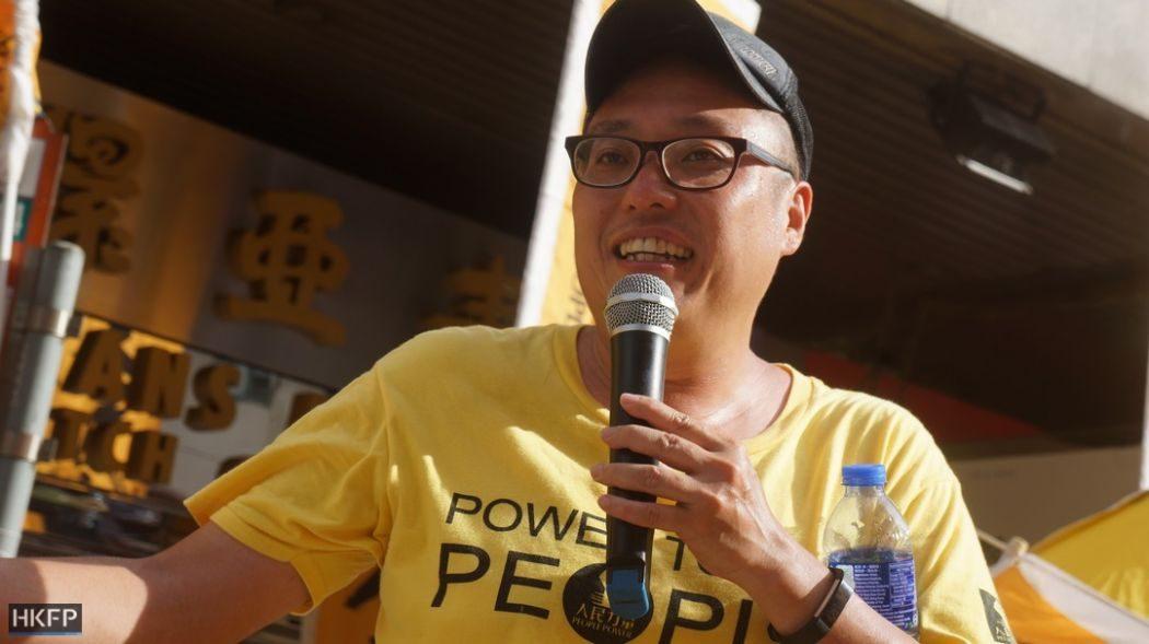 Tam Tak-chi people power july 1
