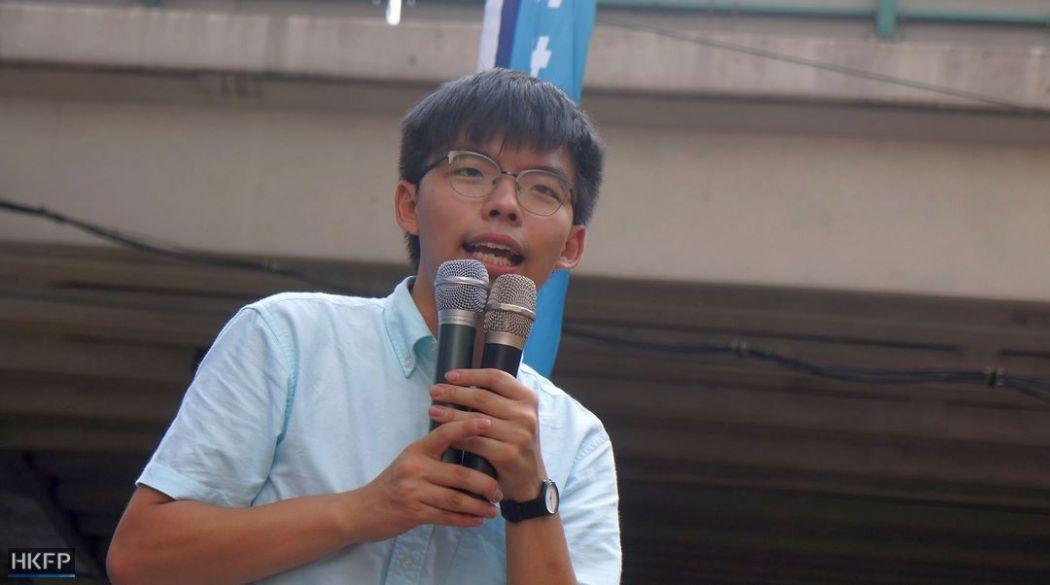 july 1 joshua wong