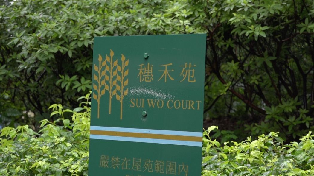 siu wo court sha tin