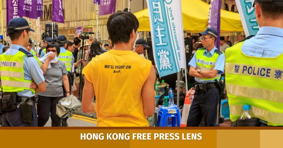 july 1 protest hong kong