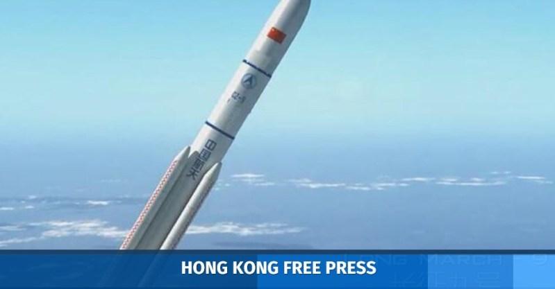 long march-9 china rocket