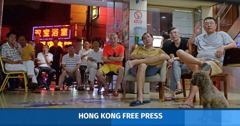 china world cup gambling