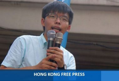 Joshua Wong july 1 feature image