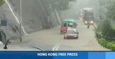 tai po flooding