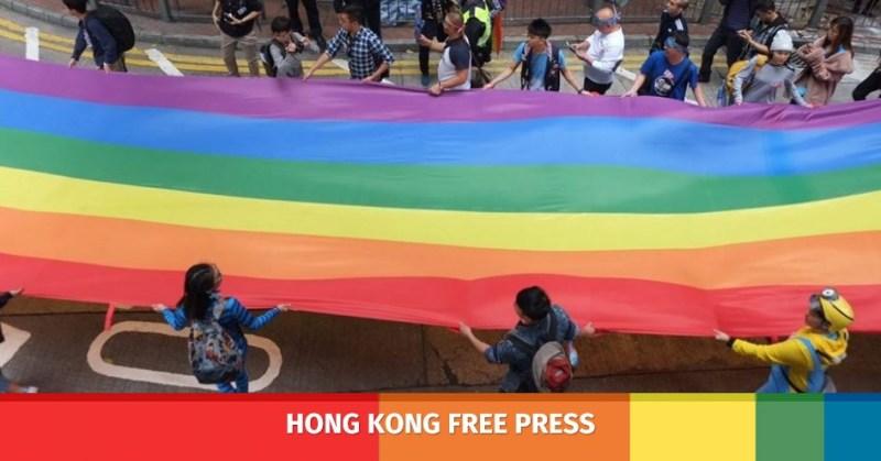 gay lgbt rally hong kong