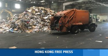 china usa waste pollution