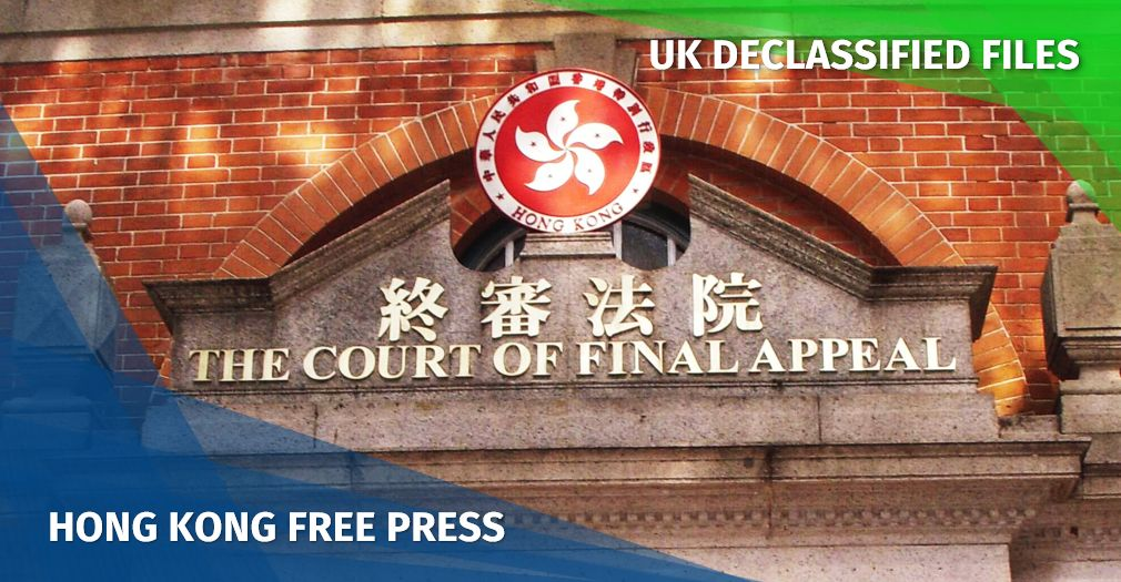 Court of Final Appeal