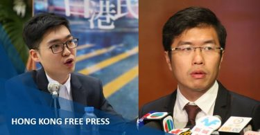 pro-beijing newspaper attack andy chan au nok hin