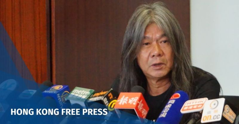 """""""Long Hair"""" Leung Kwok-hung feature image"""