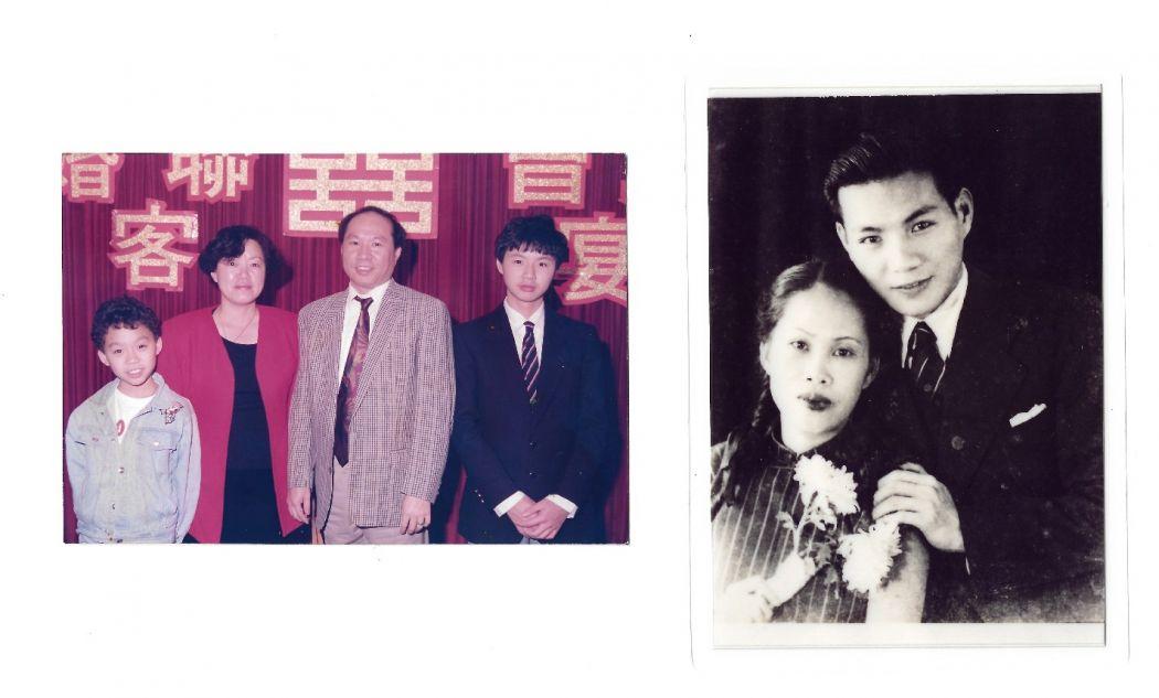 Tsang Kwok-ho michael family vietnamese boat people migrant